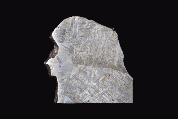 gibeon meteorite black
