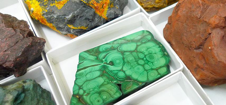 Pigment minerals