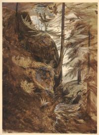 Ruskin's Trees